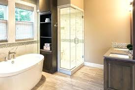 what is the average cost of a bathroom remodel cost remodel bathroom shower installation cost average