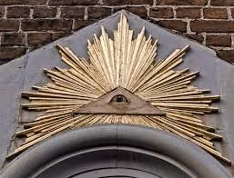 Všechno Vidící Oko Nebo Oko V Trojúhelníku Význam A Použití Symbolu