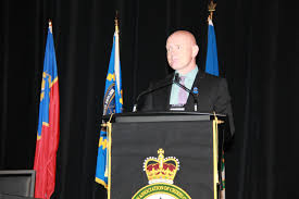 Adam Palmer announced as new CACP president - Blue Line
