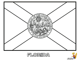 Florida Map Coloring Page New Coloring Pages - creativemove.me