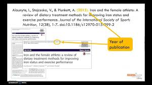 022 Maxresdefault Apa Citation Online Research Article Museumlegs