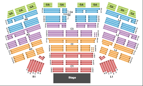 Soaring Eagle Resort Seating Chart Mount Pleasant