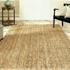synthetic sisal rug jute vs luxury burlap area photos home