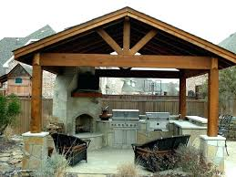 rustic outdoor kitchen outdoor kitchen ideas rustic