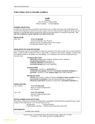 Download Inspirational Personal Skills Examples For Resume B4