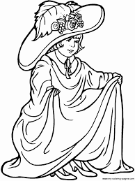 Small Picture Fancy Dress Coloring Pages Coloring Coloring Coloring Pages