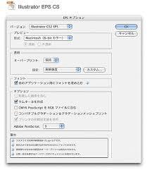 Illustrator Csの設定 入稿ガイド メディアガイド 信濃毎日新聞社広告局
