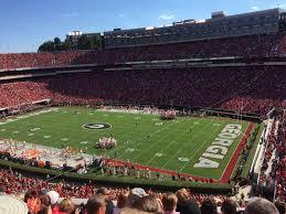 Sanford Stadium Section 302 Rateyourseats Com