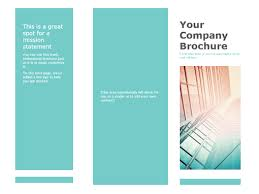 brochure brochure brochure office templates