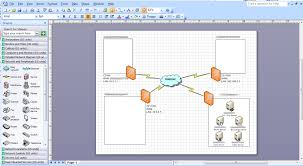 Postcard Template For Word 10 Network Diagramming Tools For Every Budget Techrepublic