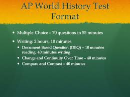 how to write the compare and contrast essay ppt video online ap world history test format