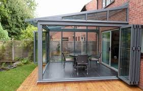 bespoke aluminium bifold doors and