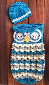 Free Owl Cocoon Crochet Pattern Impressive Crochet Baby Cocoon Patterns On Craftsy