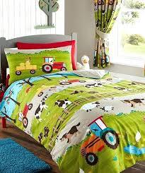 tractor toddler bed farm animal toddler bedding designs