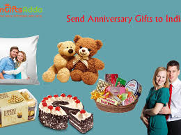 if you want to send anniversary gifts to india for your loving person then this