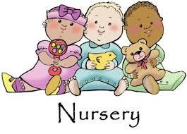 Image result for nursery church kids
