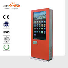 Outdoor Vending Machine Custom 48' Outdoor Sunlight Readable Vending Machine Lcd Advertising Screen