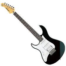 yamaha pacifica. yamaha pacifica 112j left-handed electric guitar - black big music australia