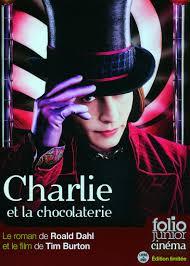 Charlie ET LA Chocolaterie/Avec Le Film De Tim Burton: Amazon.de: Dahl,  Roald: Fremdsprachige Bücher