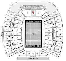 Texas Tech Jones Stadium Seating Chart Texas Tech Red Raiders 2008 Football Schedule