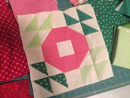 Love Laugh Quilt: Monday Making & I'm making a Christmas quilt! Adamdwight.com