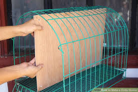 How to make a dog crate Furniture Image Titled Make Crate Divider Step 11 Wikihow How To Make Crate Divider 14 Steps with Pictures Wikihow