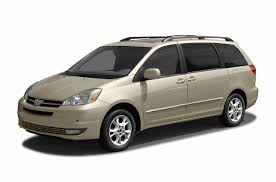 2004 Toyota Sienna Specs and Prices