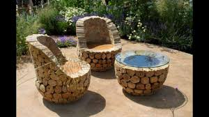 recycled wooden furniture. Amazing WOOD Design IDEAS - Furniture Cheap Recycled Chair Bed Table Sofa 2016 Part.2 YouTube Wooden I