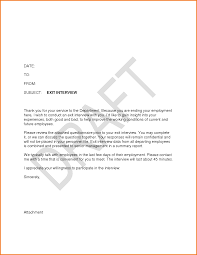 Sample Nursing Resignation Letter Exit Fors Financial Statement Form ...