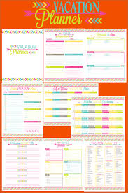 vacation budget planner vacation budget planner general resumes