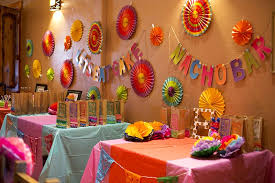 how to decorate a room for 1st birthday party home design 2017