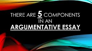 components of an essay holistic