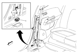 chevrolet sonic repair manual airbag side impact sensor airbag side impact sensor replacement