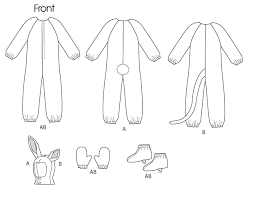 Kids Costume Patterns