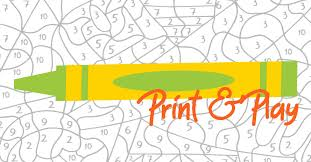 To print an image, click on it, then click the «print» button under the image on a new page. 21 Free Color By Number Printable Worksheet Sets For Kids Kids Activities Blog