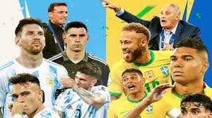We did not find results for: Copa America 2021 Final Brazil Vs Argentina Brace Yourself For A Classic In Maracana News9 Live