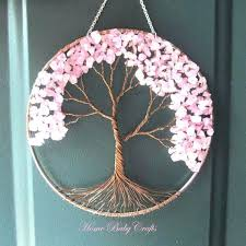 wall hanging ideas handmade wall hanging decoration ideas never miss this tree of life decor for wall hanging