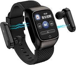 S300 2 in 1 TWS Smart Bracelet Wireless Bluetooth ... - Amazon.com
