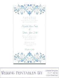 Royal Invitation Template Bridal Shower Invitation Templates Word
