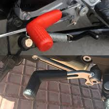 <b>Motorcycle 1PC</b> Shifter Shoe Protector Gas Rubber Shift Lever Gear ...