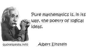 Famous Math Quotes. QuotesGram via Relatably.com