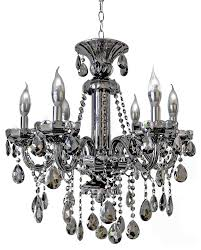sublime modern crystal chandelier decorating ideas