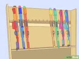 I hope you enjoy it and give me a thumbs up. 3 Ways To Store Nerf Guns Wikihow