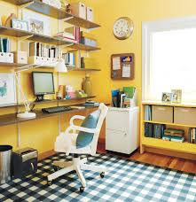 Ideas home office design good Ivchic Home Office Real Simple 21 Ideas For An Organized Home Office Real Simple