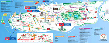 download map of new york for tourists major tourist attractions