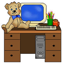 computer desk clipart. Delighful Computer Clean Desk Cliparts 2569110 License Personal Use Inside Computer Clipart T