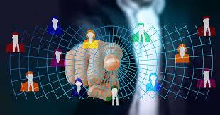 Artificial intelligence concept, advanced, ai, anatomy. Hd Wallpaper Web Network Technology Developer Touch Finger Artificial Intelligence Wallpaper Flare