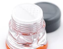 ultralight ultra compact waterproof ultralight salt and pepper shaker