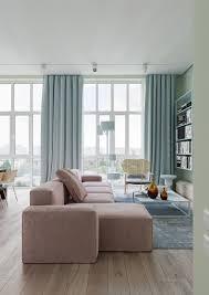 Woonkamer Met Scandinavisch Design En Pastelkleuren Homease