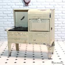 kids dollhouse furniture. Tootsietoy 1930 039 S Kitchen Stove Vintage Metal Dollhouse Furniture 1 2 034 24 | Kids